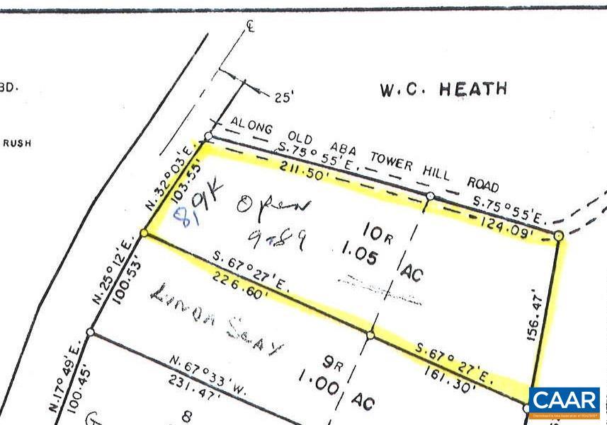 BRIAR HOOK RD 10, GLADSTONE, VA 24553