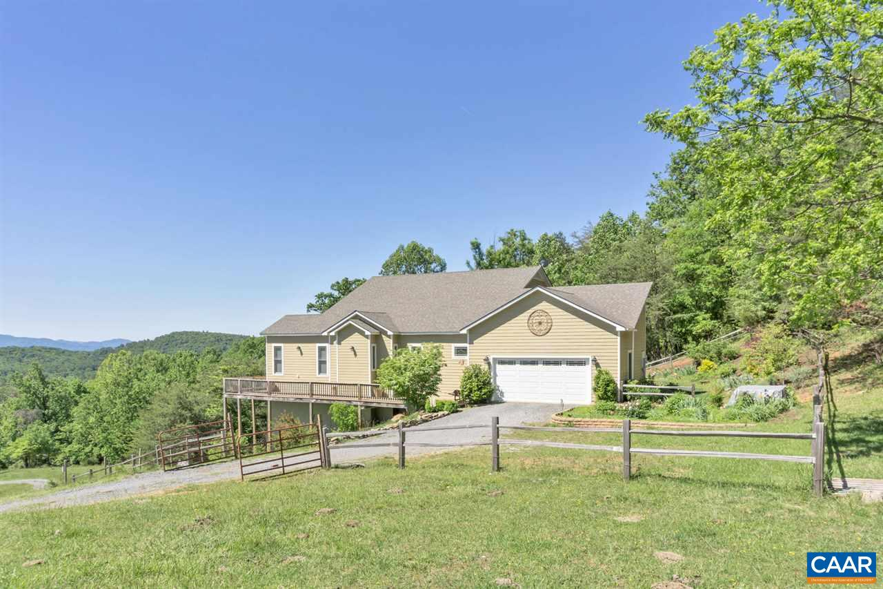 Single Family Home for Sale at 2104 SADDLE HOLLOW Road Crozet, Virginia 22932 United States