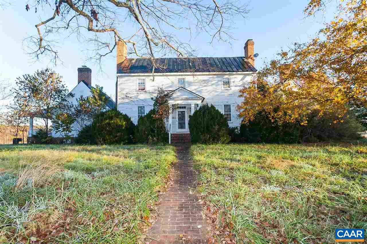 Single Family Home for Sale at 4000 SOUTH BOSTON Road Troy, Virginia 22974 United States