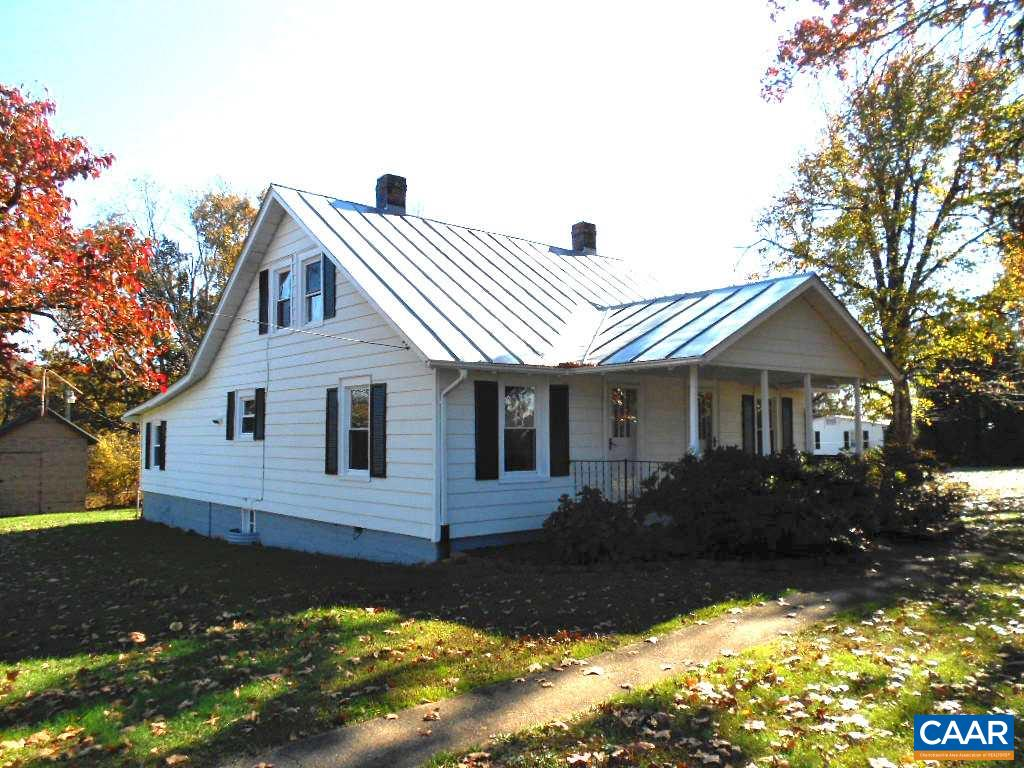 Single Family Home for Sale at 467 THOROUGHFARE Road Brightwood, Virginia 22715 United States