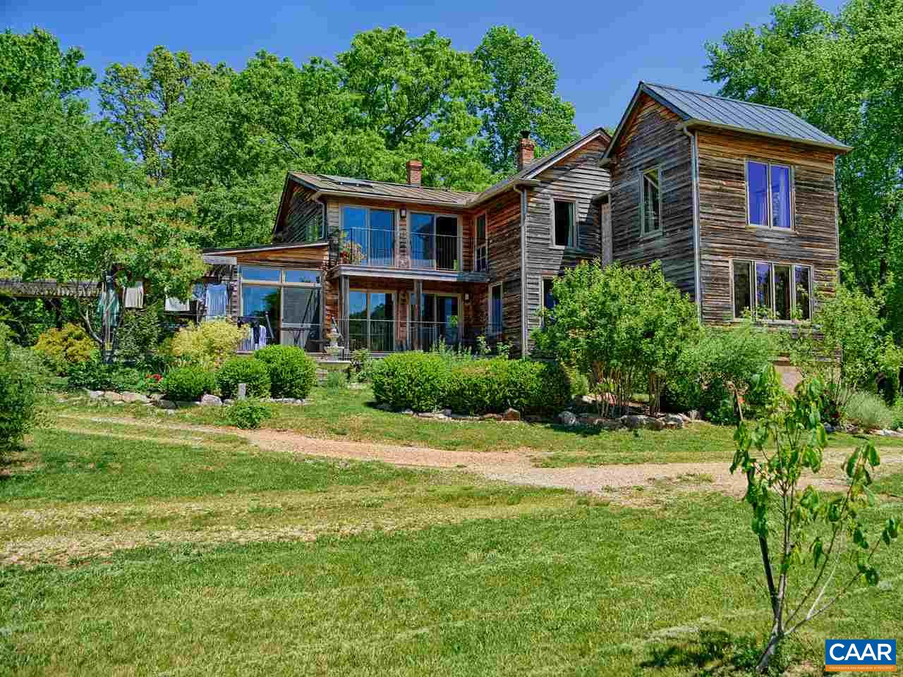 Single Family Home for Sale at 8547 BATESVILLE Road Afton, Virginia 22920 United States