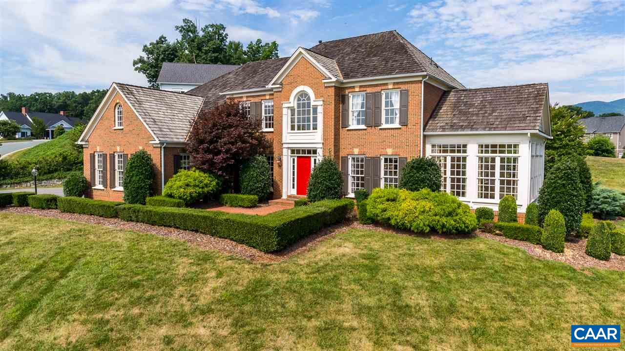 Single Family Home for Sale at 6406 WOODBOURNE Lane Crozet, Virginia 22932 United States