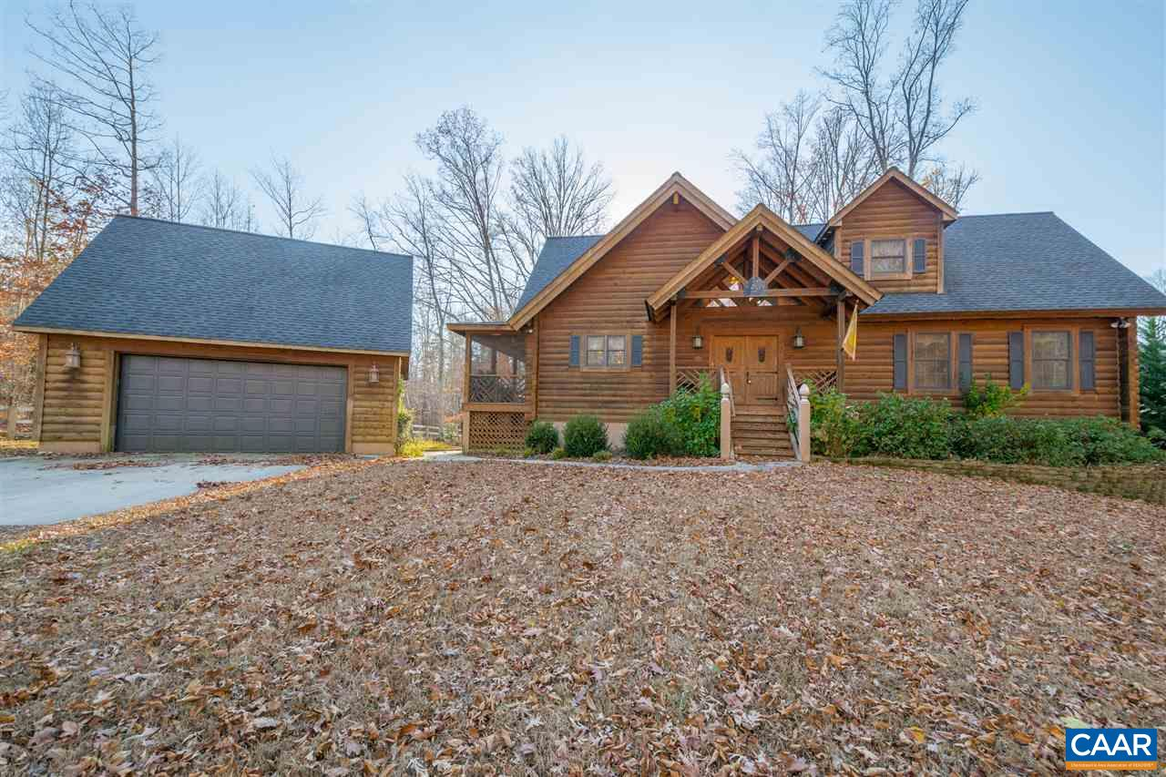 Single Family Home for Sale at 79 RETRIEVER Court Bumpass, Virginia 23024 United States