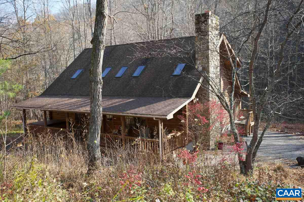 home for sale , MLS #554727, 12817 Crabtree Falls Hwy
