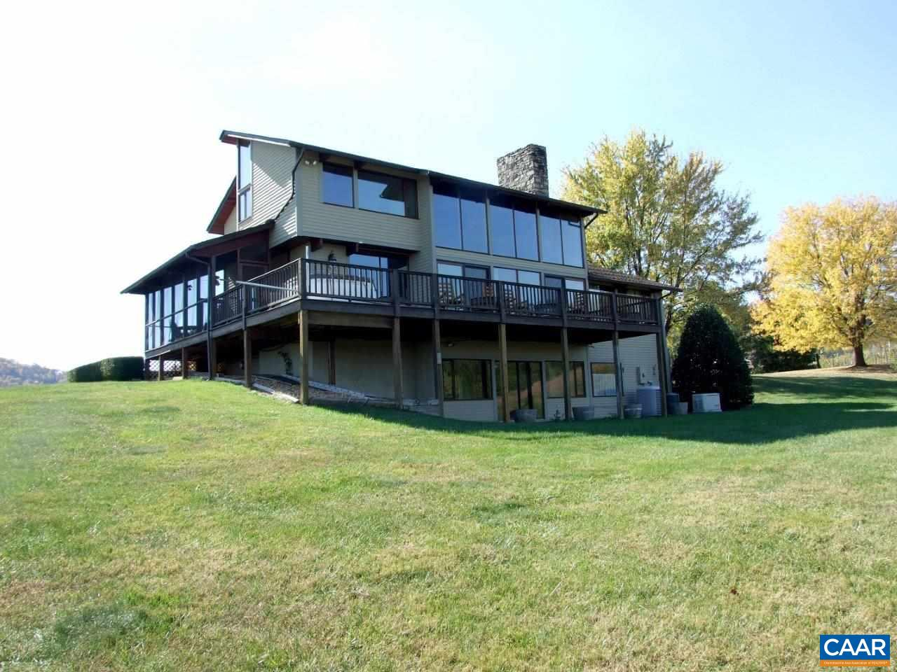 Single Family Home for Sale at 1677 OCTONIA Road Stanardsville, Virginia 22973 United States