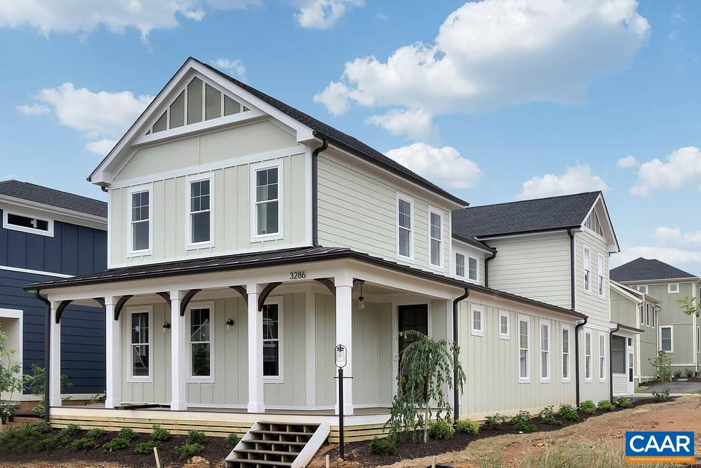 Single Family Home for Sale at Lot 13 Rowcross Street Crozet, Virginia 22932 United States