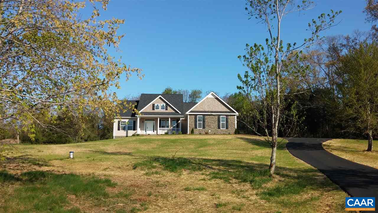 Single Family Home for Sale at Lot 57 LOGAN Road Ruckersville, Virginia 22968 United States