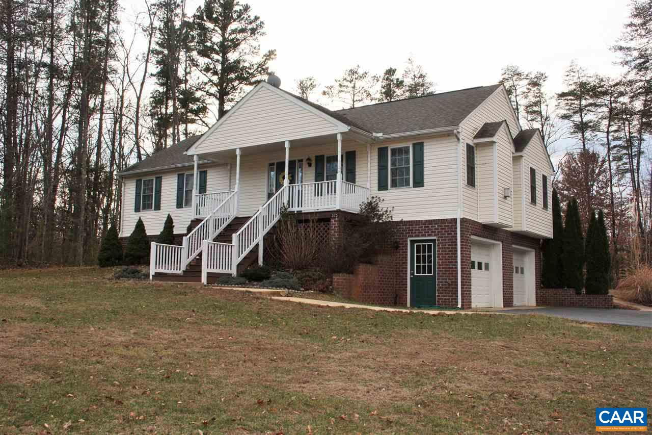 Single Family Home for Sale at 373 N TIMBER TRIBE Mineral, Virginia 23117 United States