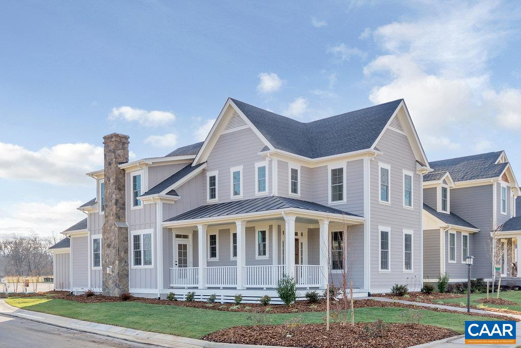 Single Family Home for Sale at 1 HIGHGATE ROW Crozet, Virginia 22932 United States