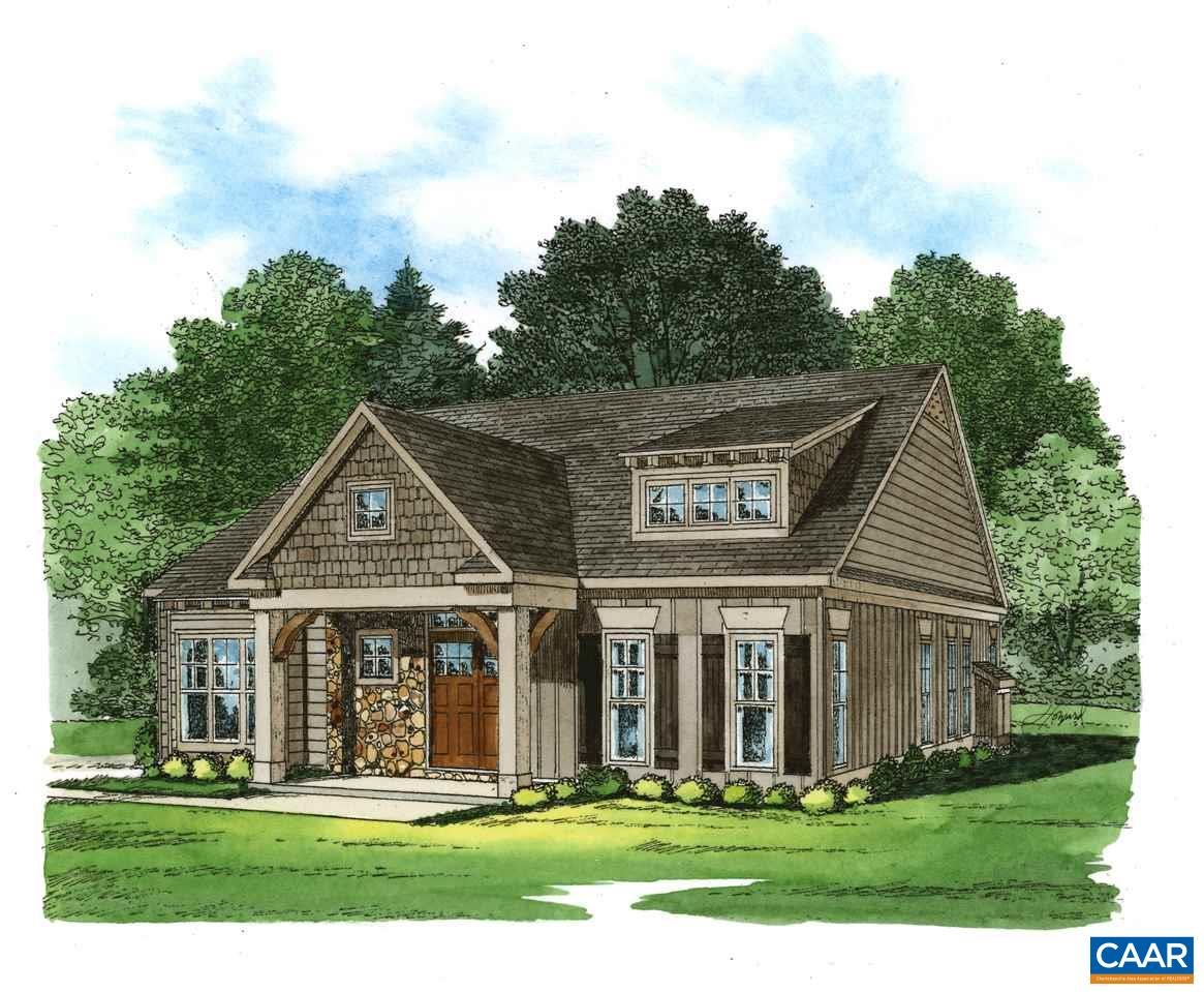 Single Family Home for Sale at 1617 Rowcross Street Crozet, Virginia 22932 United States