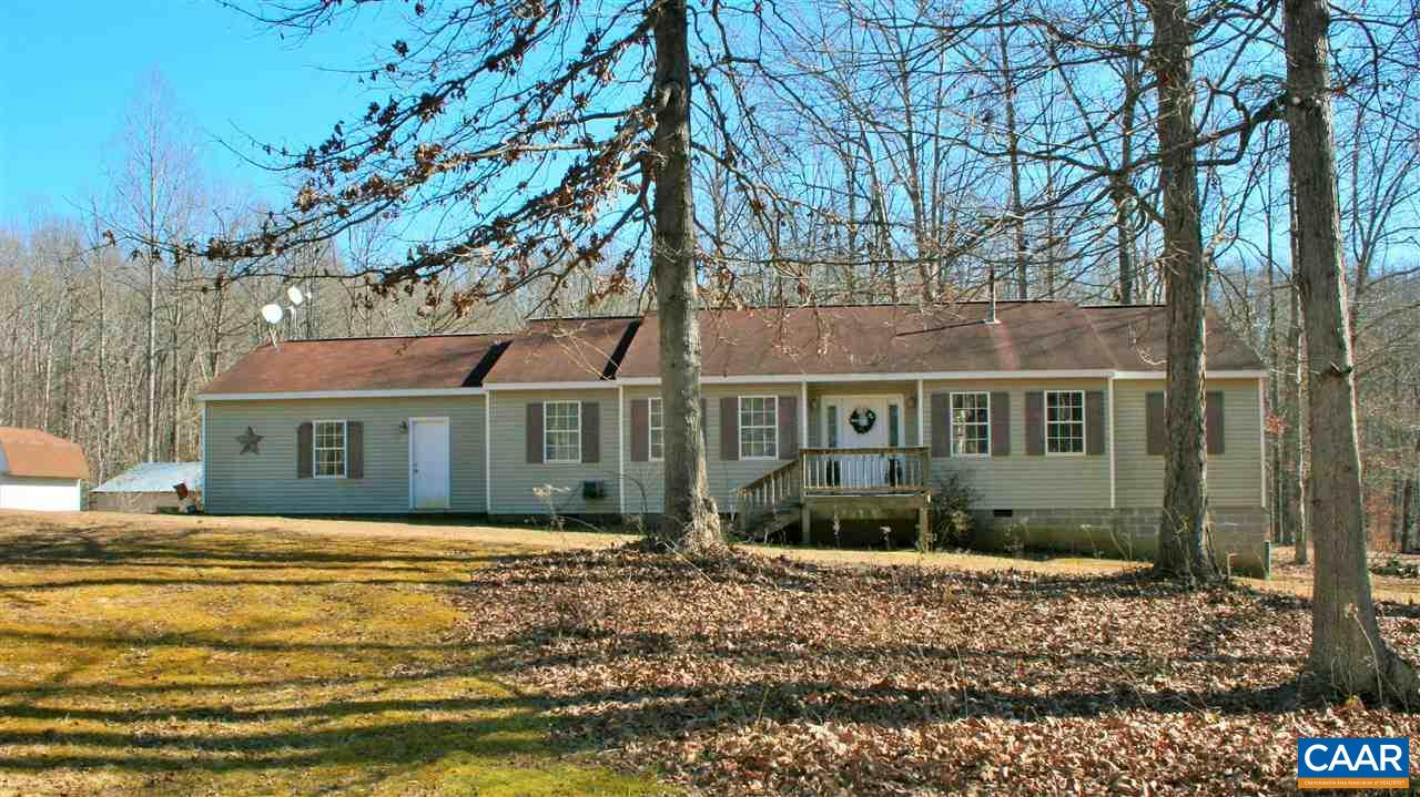 Single Family Home for Sale at 2252 CEDAR HILL Road Mineral, Virginia 23117 United States