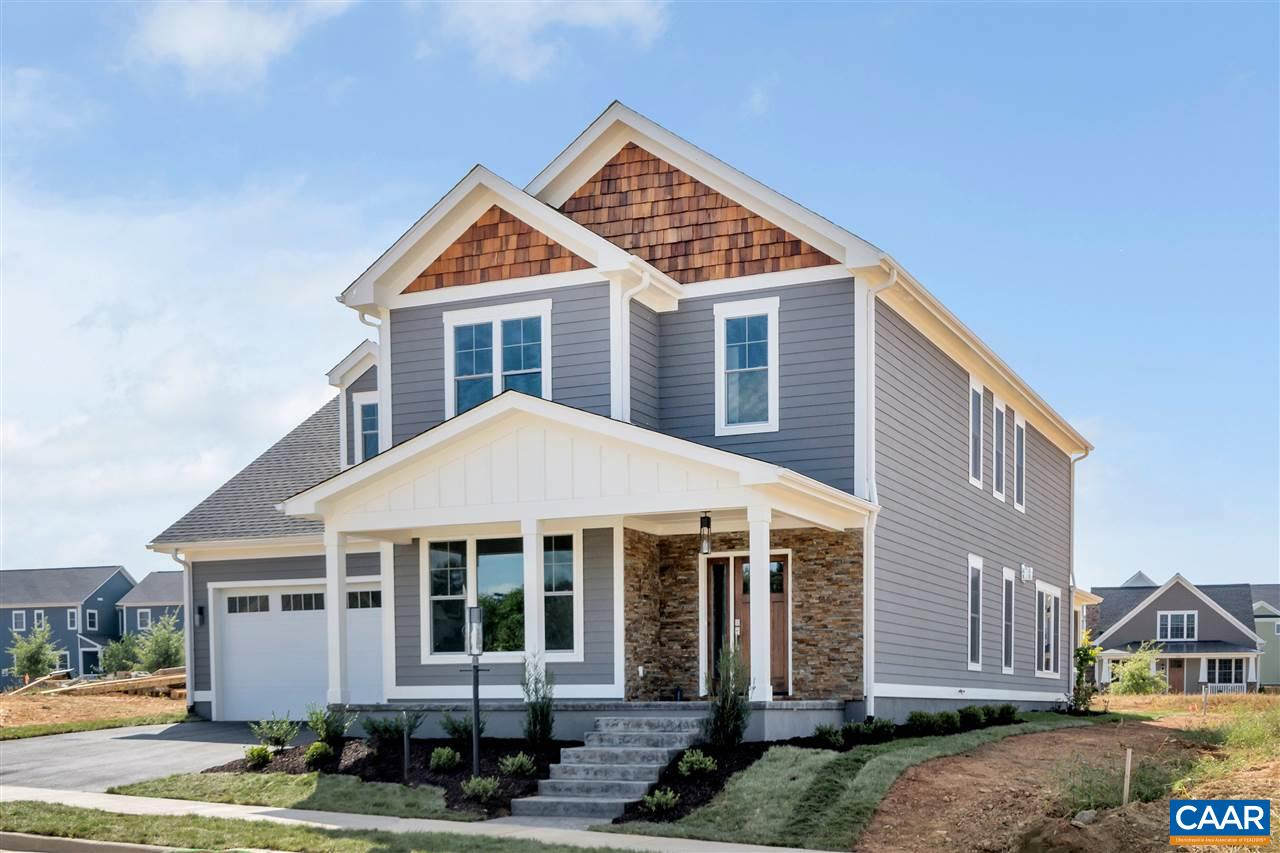 Single Family Home for Sale at 3 HIGHGATE ROW Crozet, Virginia 22932 United States