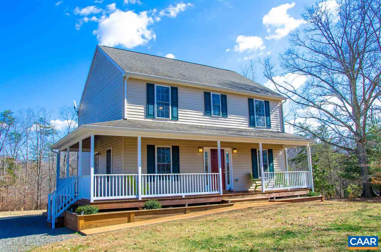 Single Family Home for Sale at 130 EDGEHILL WAY Faber, Virginia 22938 United States