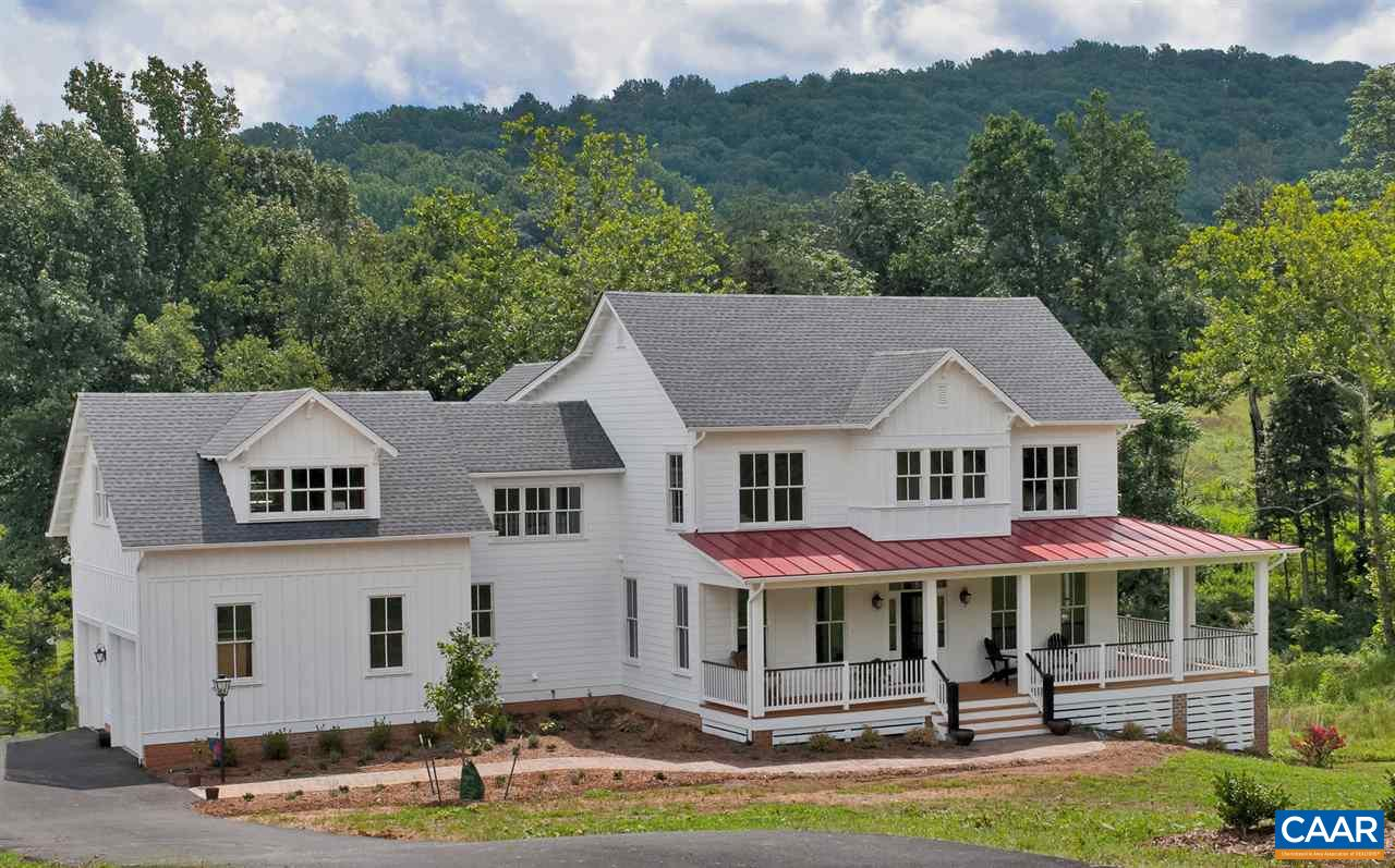 Single Family Home for Sale at 400 HANDLEY WAY Afton, Virginia 22920 United States