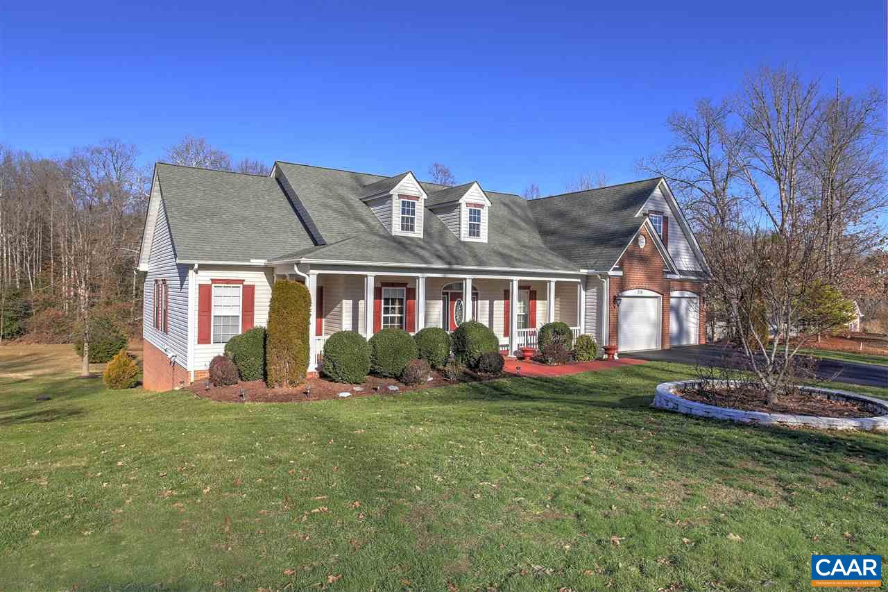 Single Family Home for Sale at 219 LYON Lane Ruckersville, Virginia 22968 United States