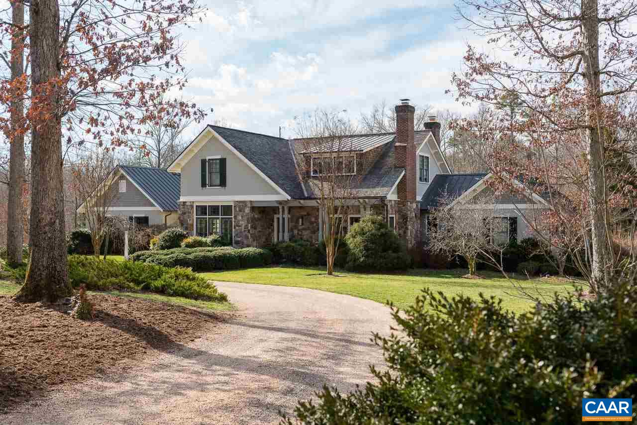 Single Family Home for Sale at 776 CLUB Drive 776 CLUB Drive Keswick, Virginia 22947 United States