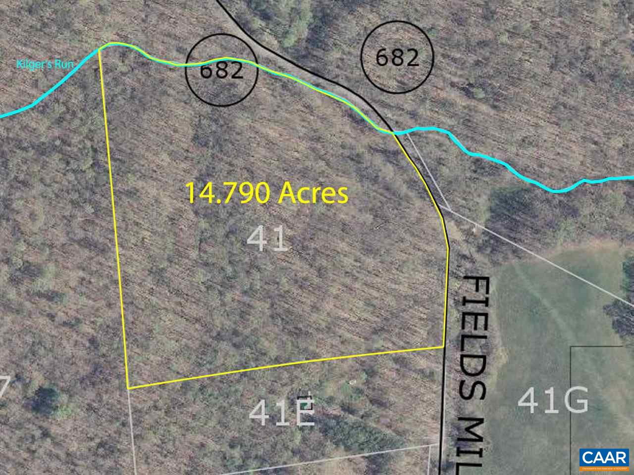 TBD-2 FIELDS MILL RD, ELKWOOD, VA 22718