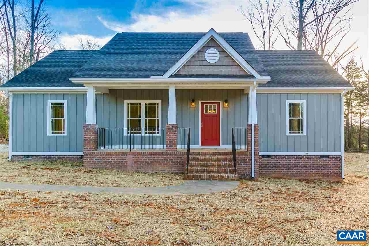 Single Family Home for Sale at 3803 RIDDLES BRIDGE Road Goochland, Virginia 23063 United States