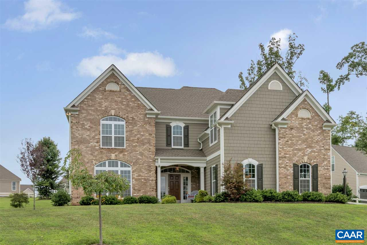 Single Family Home for Sale at 5328 RAVEN STONE Road Crozet, Virginia 22932 United States