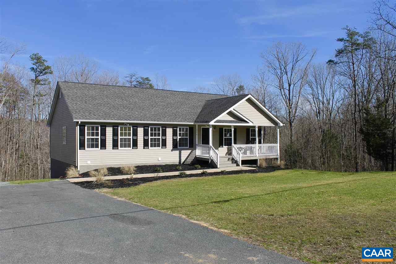 Single Family Home for Sale at 7350 JAMES MADISON HWY Fork Union, Virginia 23055 United States
