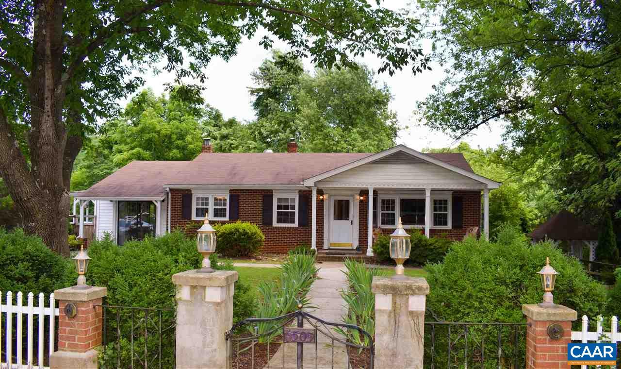 Single Family Home for Sale at 6505 HILLSBORO Lane Crozet, Virginia 22932 United States