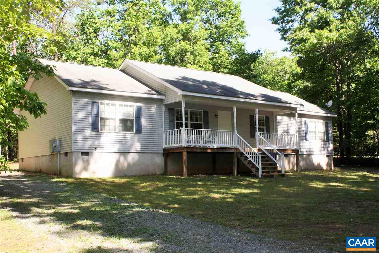 Single Family Home for Sale at 289 TALL PINES Drive Mineral, Virginia 23117 United States