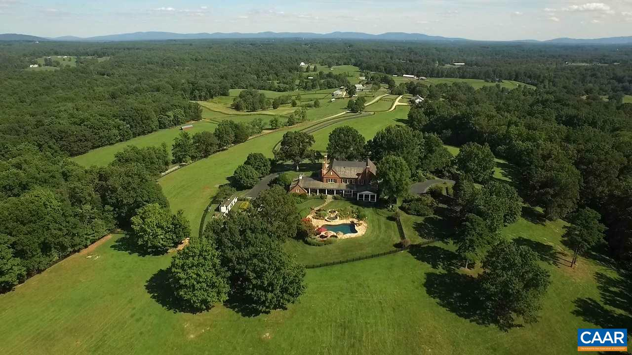Single Family Home for Sale at 4720 CATTERTON Road Charlottesville, Virginia 22901 United States