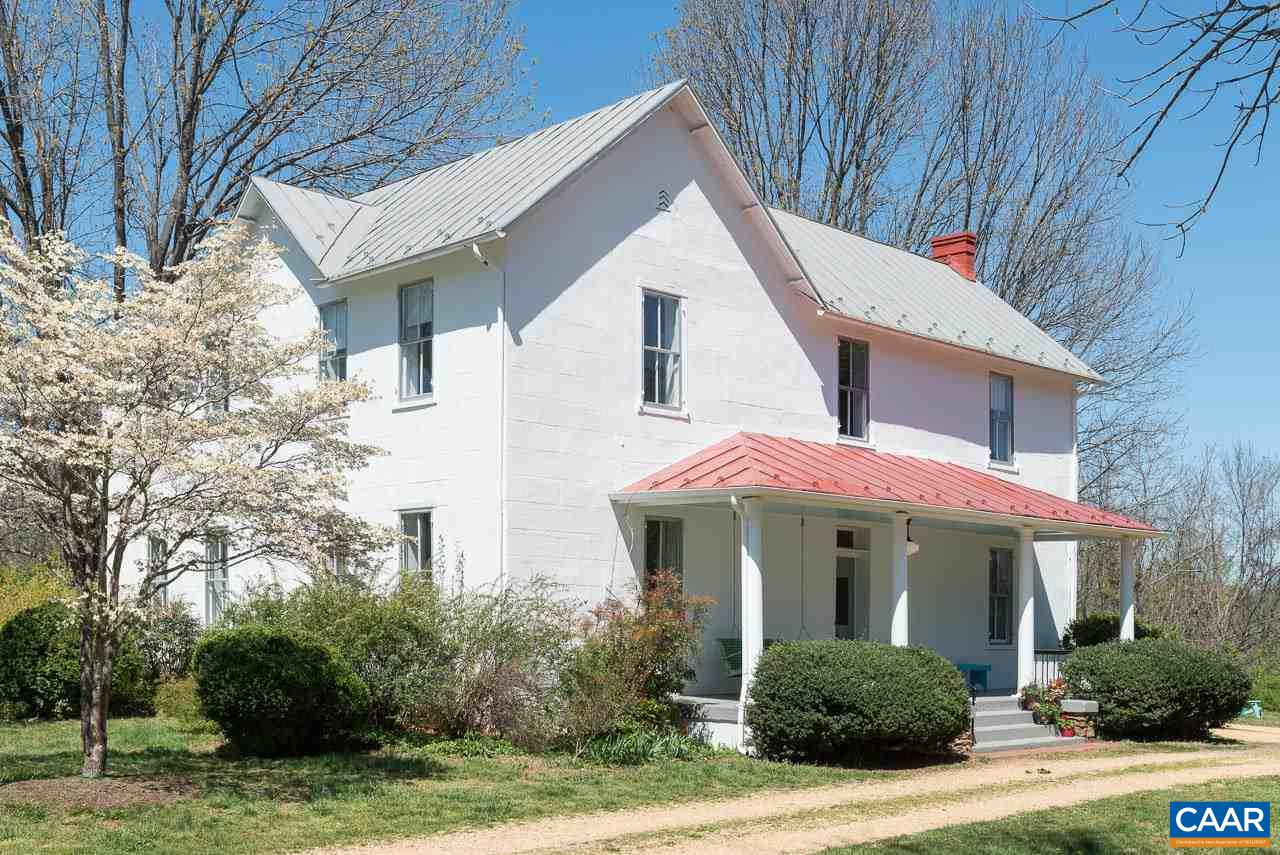 Single Family Home for Sale at 7466 GREENWOOD STATION Road Greenwood, Virginia 22943 United States