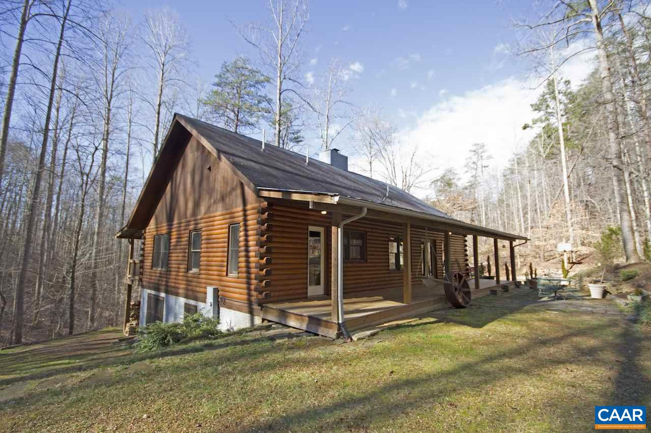 Single Family Home for Sale at 838 HICKORY CREEK Road Faber, Virginia 22938 United States