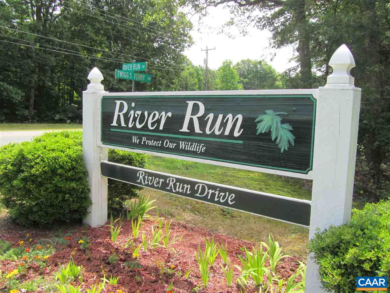 Land for Sale at Lot 7 RIVER RUN Drive Lot 7 RIVER RUN Drive Hartfield, Virginia 23071 United States