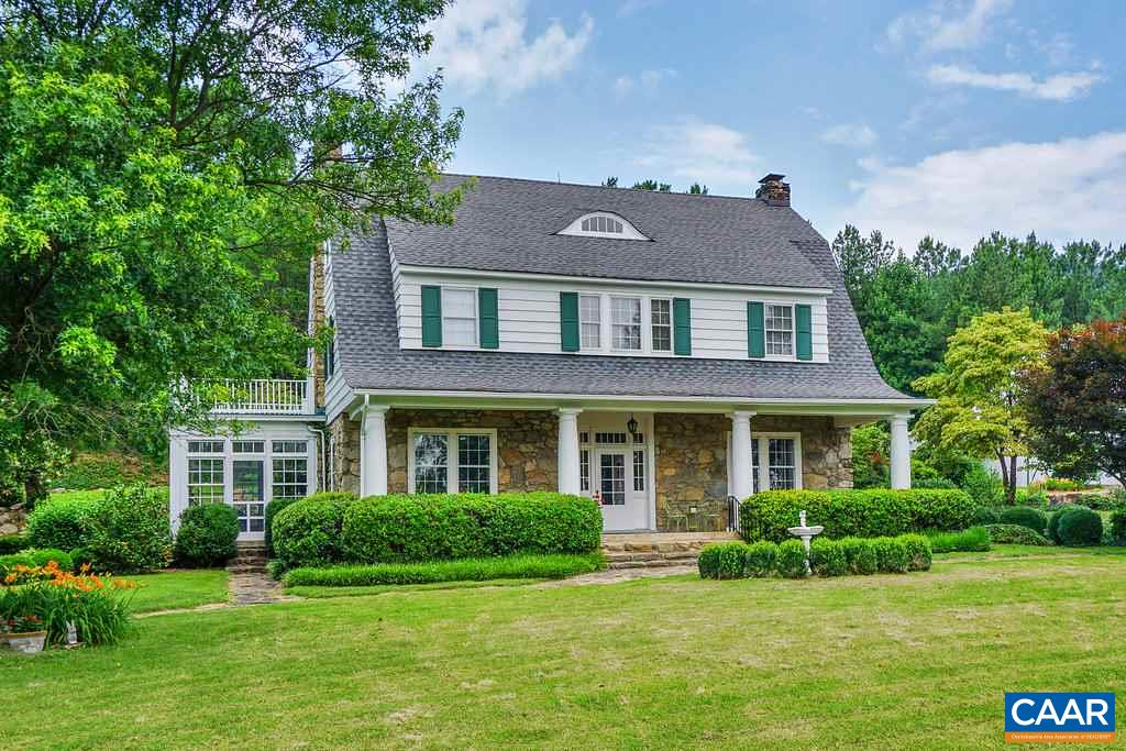 Single Family Home for Sale at 5600 ROCKERY Place Crozet, Virginia 22932 United States