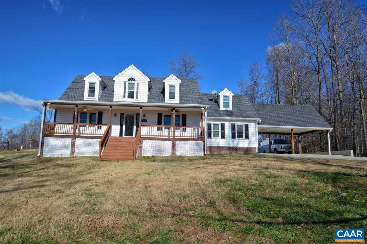 Single Family Home for Sale at 2167 HARTS MILL Road Mineral, Virginia 23117 United States