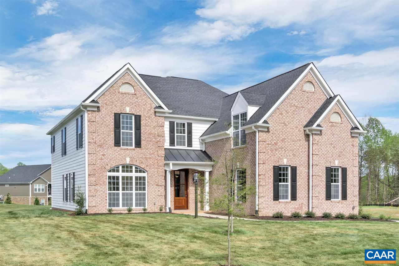 Single Family Home for Sale at 1408 TRINITY WAY Crozet, Virginia 22932 United States