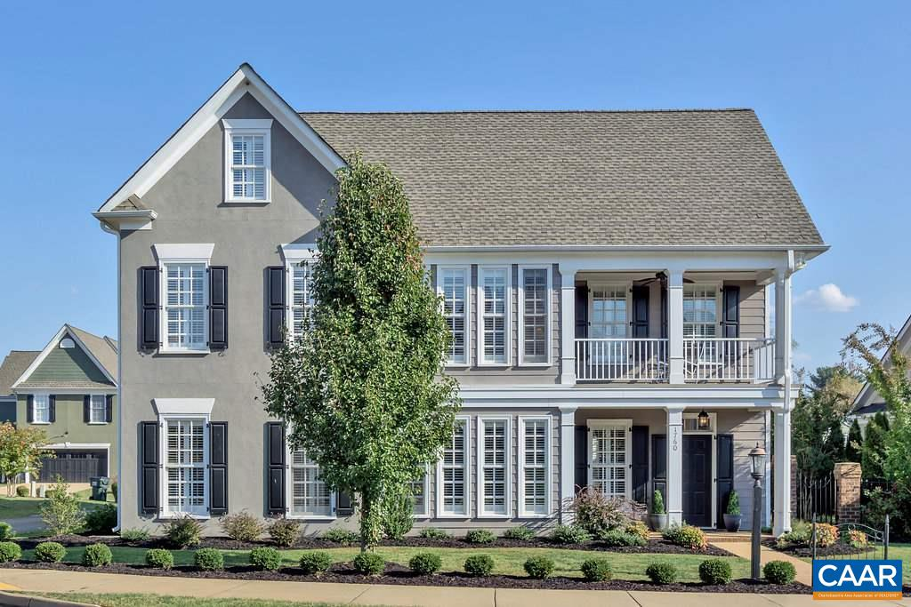 Single Family Home for Sale at 1760 OLD TRAIL Drive Crozet, Virginia 22932 United States