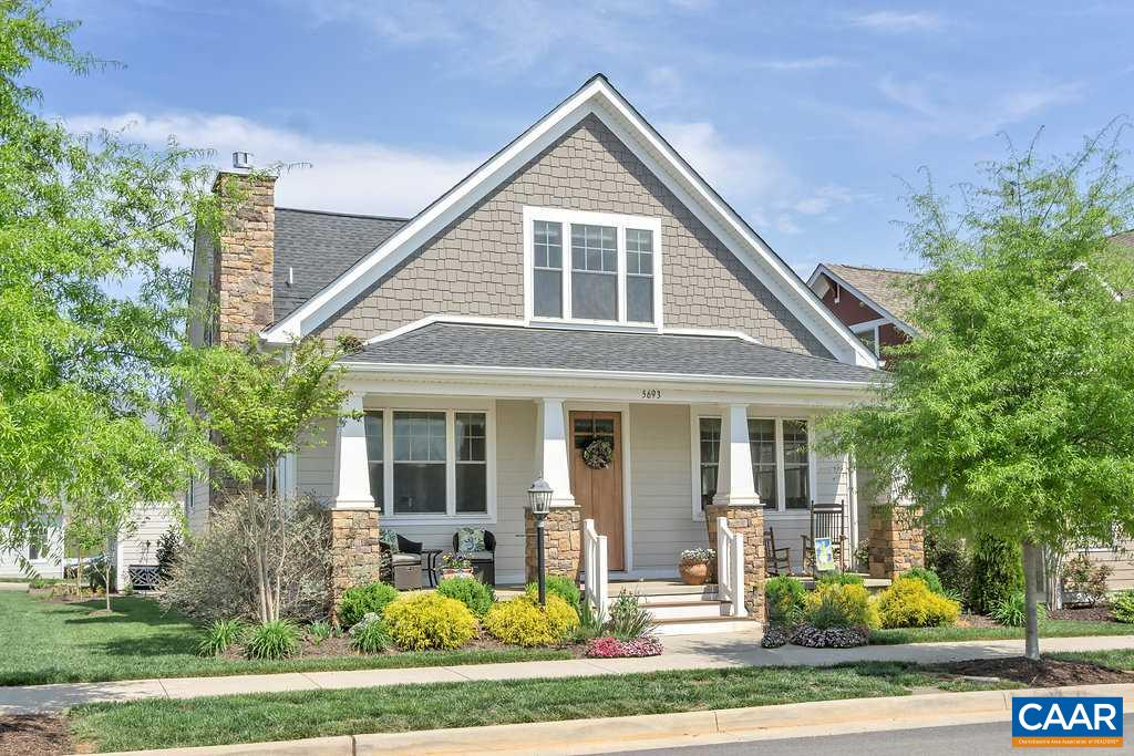 Single Family Home for Sale at 5693 UPLAND Drive Crozet, Virginia 22932 United States