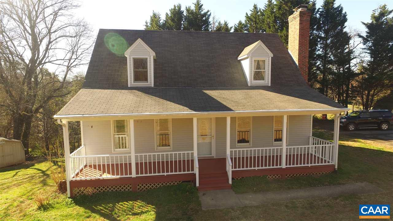 Single Family Home for Sale at 154 PATTERSON MILL Lane Crozet, Virginia 22932 United States