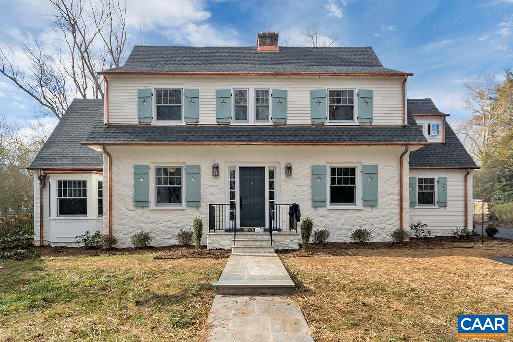 Single Family Home for Sale at 1852 WINSTON Road Charlottesville, Virginia 22903 United States