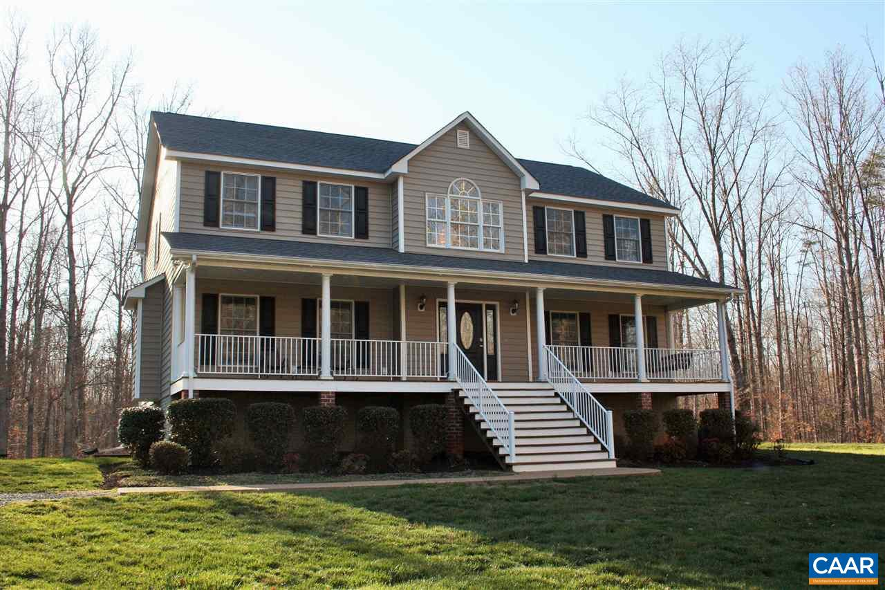 Single Family Home for Sale at 754 WARBONNET Trail Mineral, Virginia 23117 United States