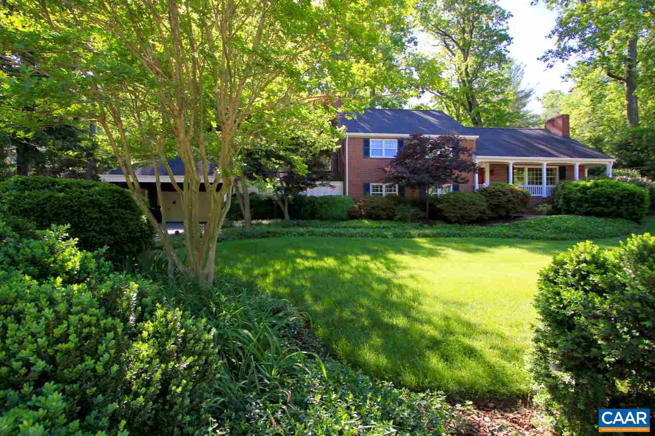 Single Family Home for Sale at 1372 HILLTOP Road Charlottesville, Virginia 22903 United States