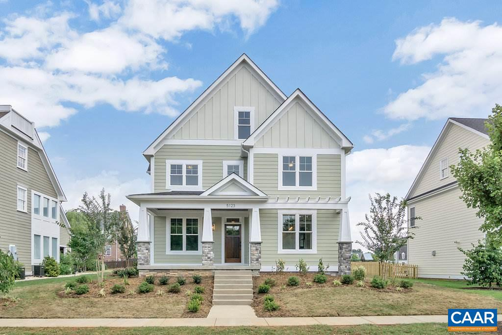 Single Family Home for Sale at 5123 BROOK VIEW Road Crozet, Virginia 22932 United States