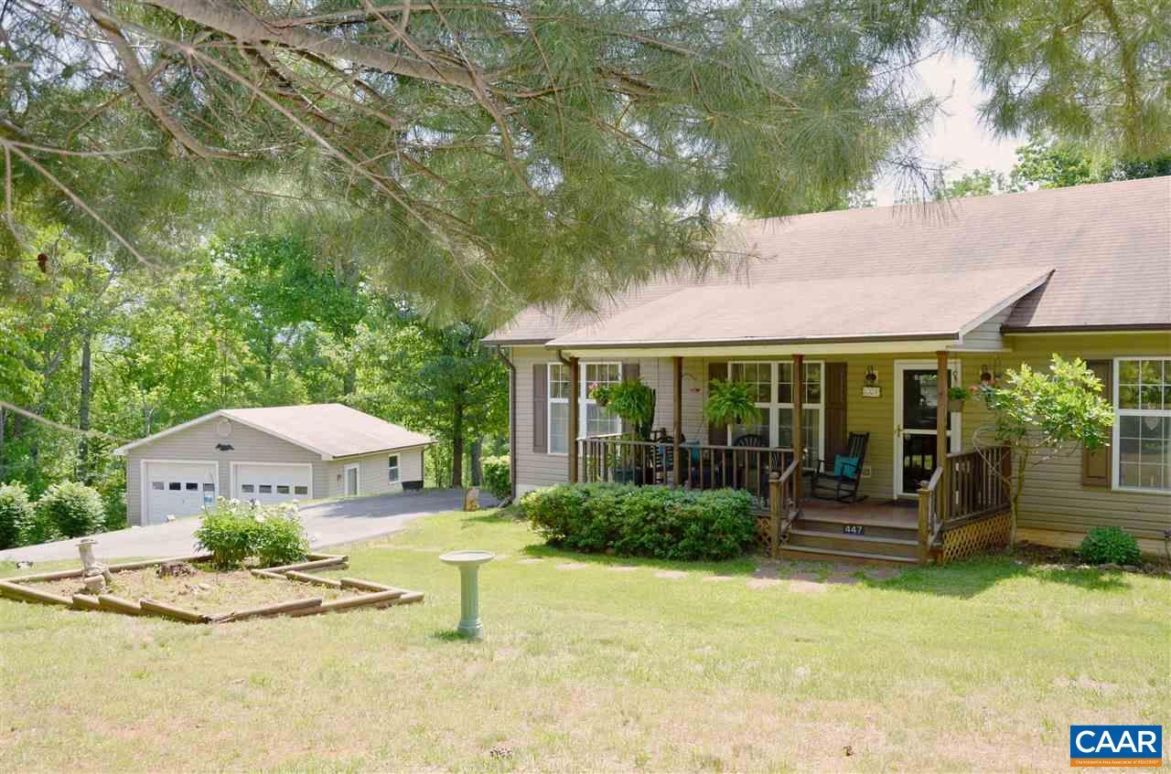 447 PERSIMMON HILL DR, ROSELAND, VA 22967