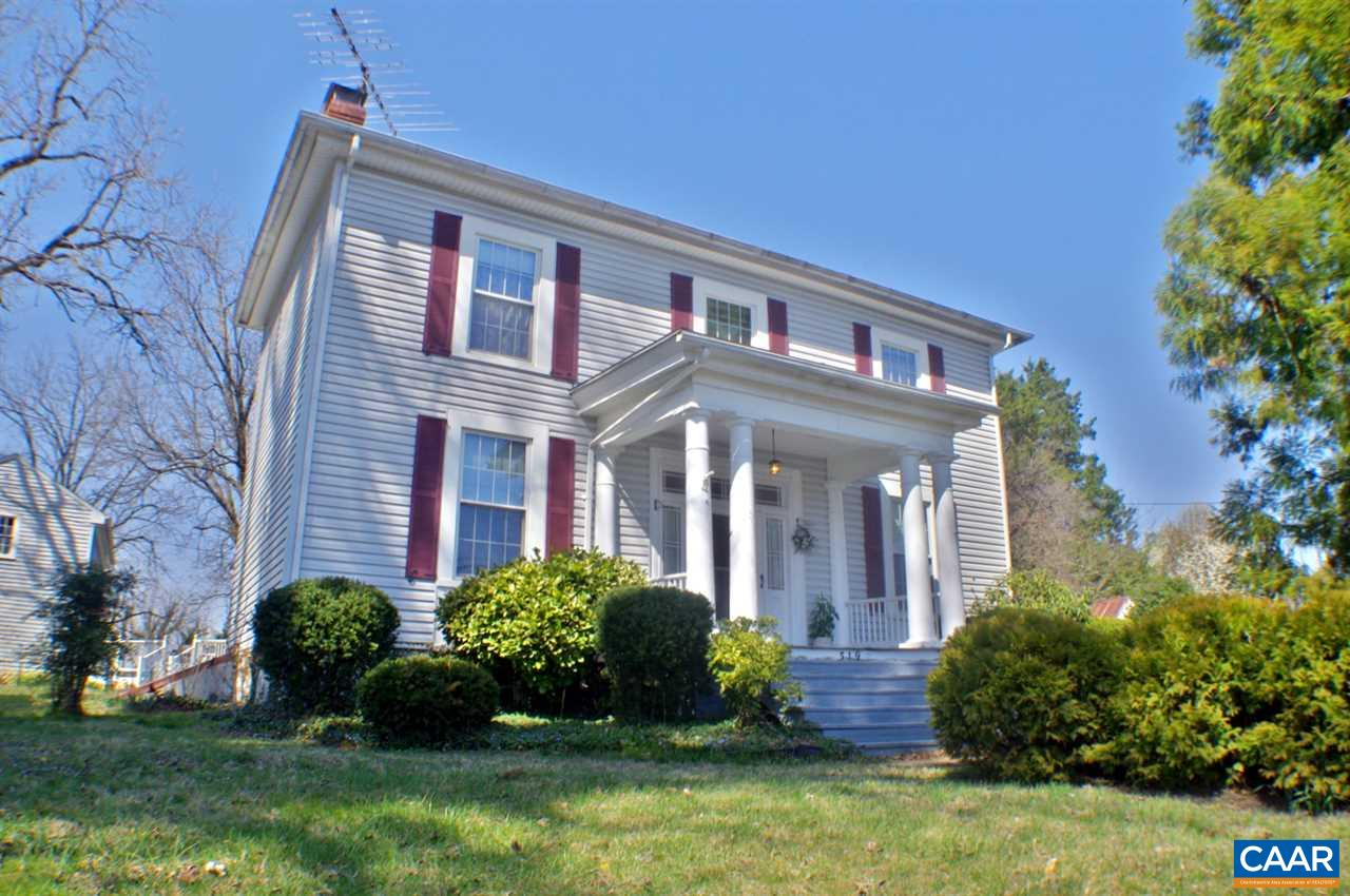 Single Family Home for Sale at 319 N MAIN Street Madison, Virginia 22727 United States