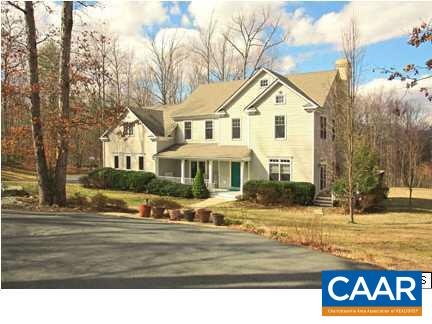 Single Family Home for Sale at 4440 OLD FIELDS Road Free Union, Virginia 22940 United States
