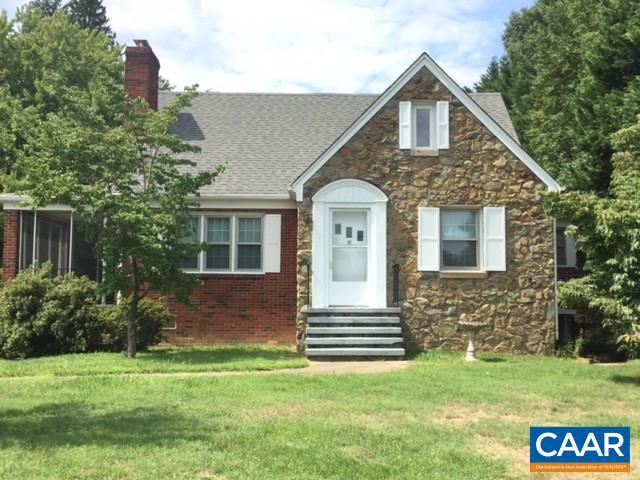 Single Family Home for Sale at 208 W GORDON Avenue Orange, Virginia 22942 United States