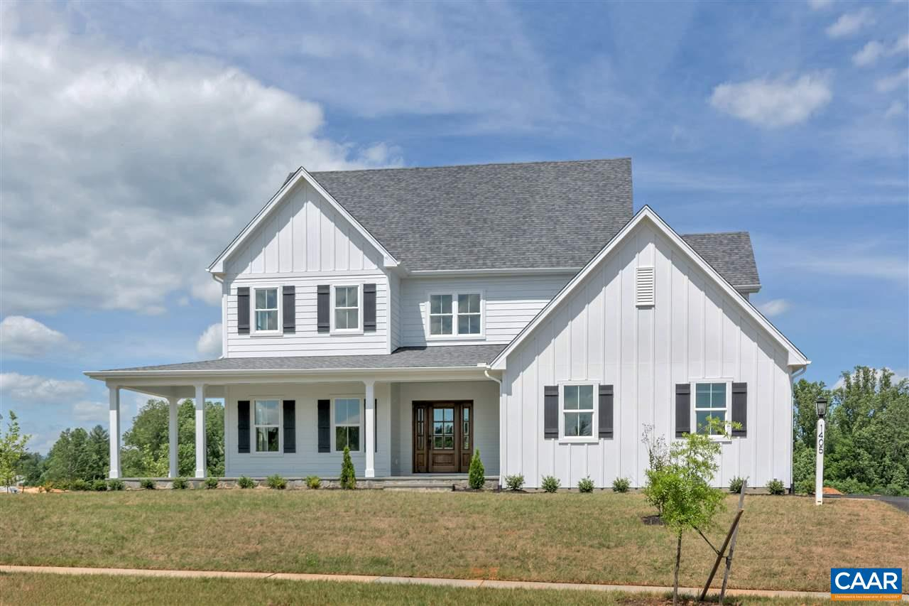Single Family Home for Sale at 1405 TRINITY WAY Crozet, Virginia 22932 United States