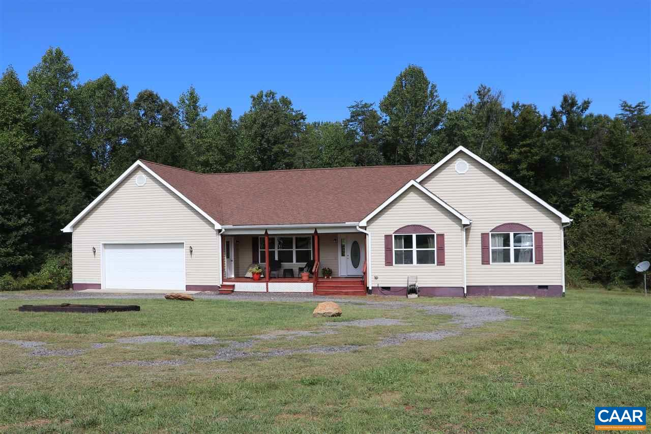 Single Family Home for Sale at 22319 LAHORE Road Orange, Virginia 22960 United States