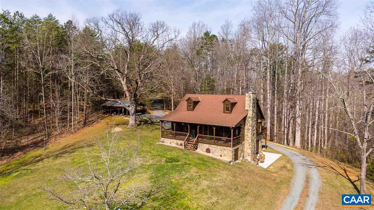 Single Family Home for Sale at 667 CHAPMAN Road 667 CHAPMAN Road Stanardsville, Virginia 22973 United States