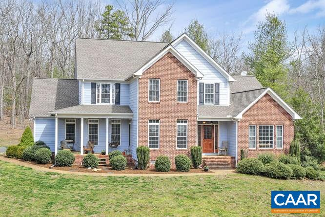 5333 TANAGER WOODS DR, EARLYSVILLE, VA 22936