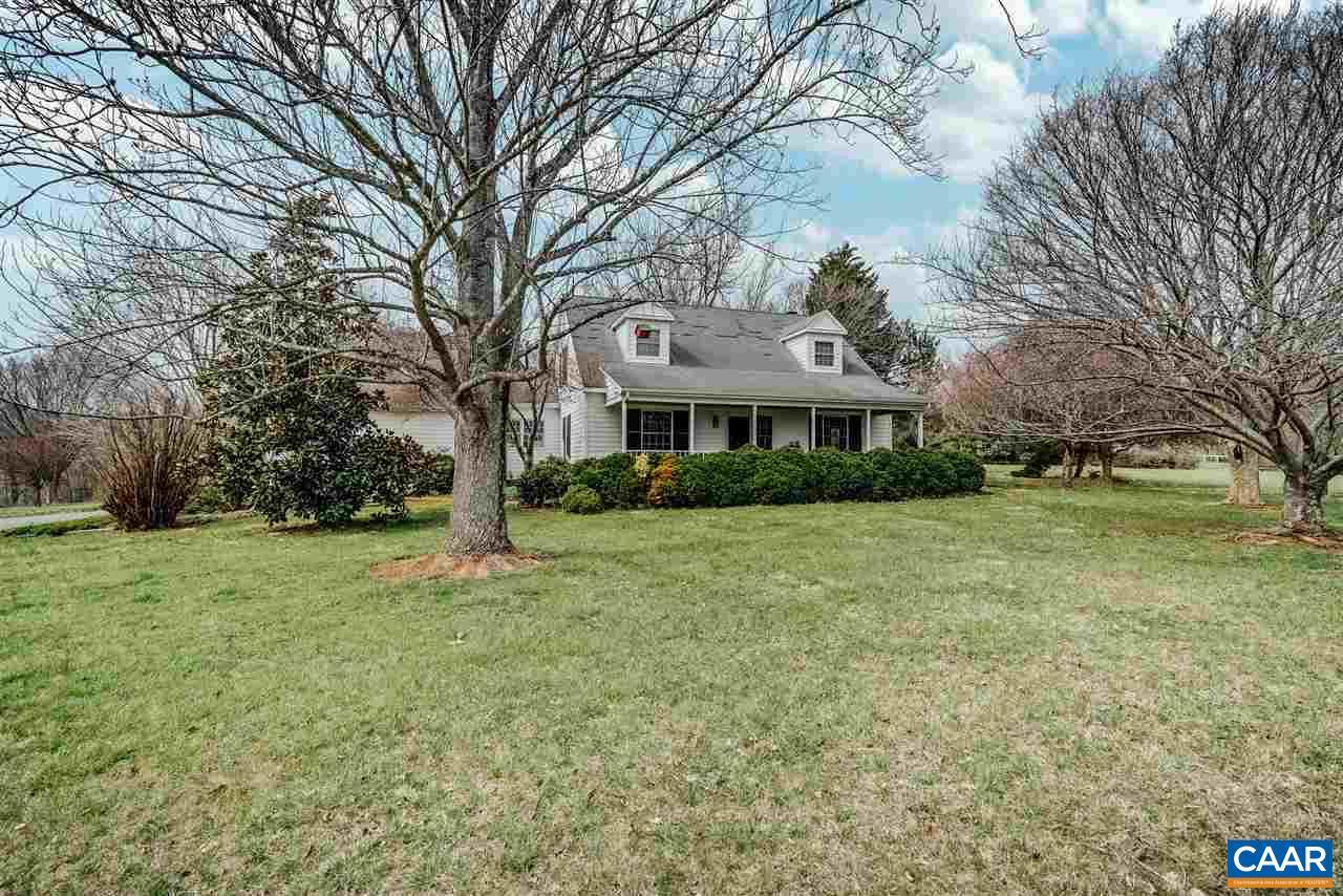 home for sale , MLS #559122, 6295 Gordonsville Rd