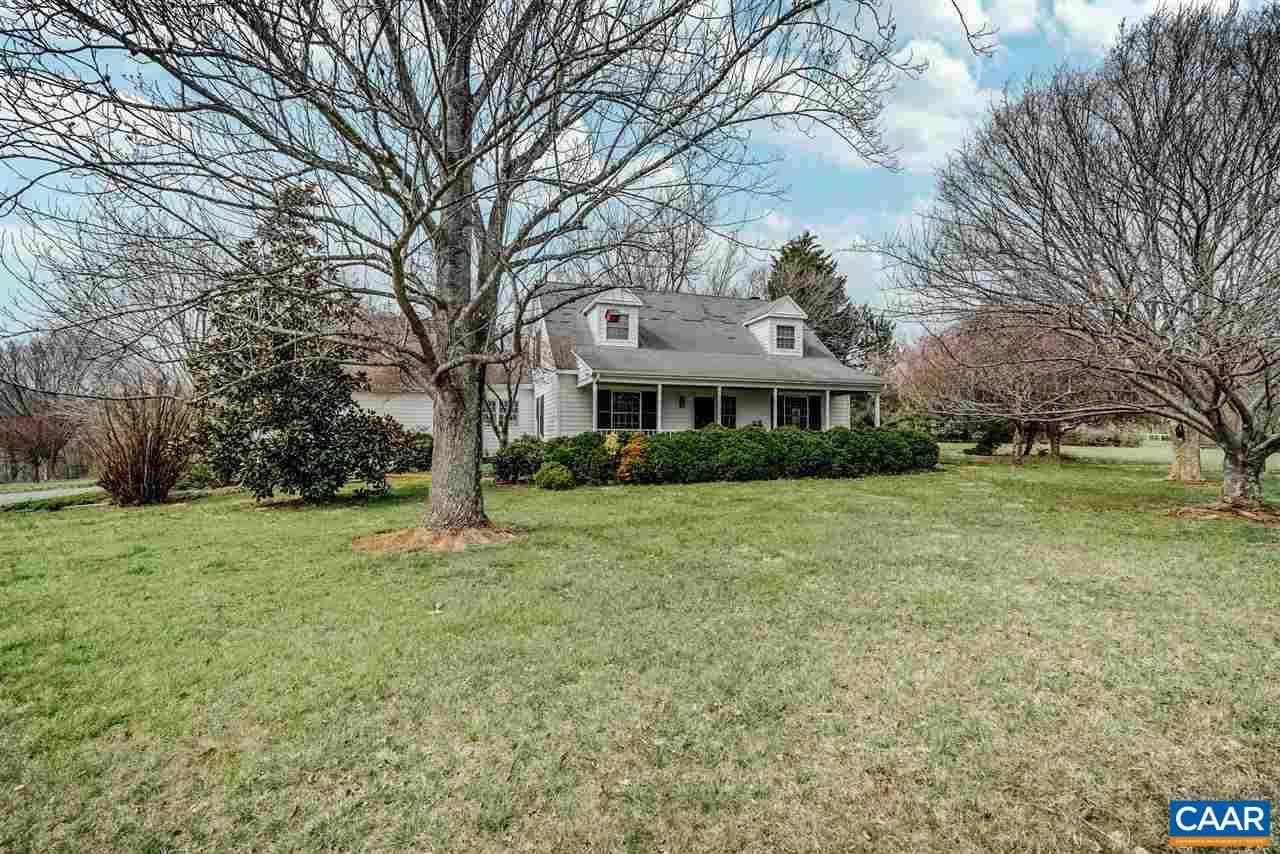home for sale , MLS #559122, 6295 Gordonsville Rd